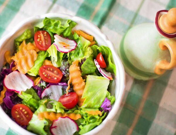 Salātu trauks